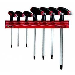 Wieszak ścienny do kluczy trzpieniowych WRHEX07AF - Teng Tools