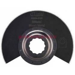 Brzeszczot segmentowy HM 100 mm - Luna