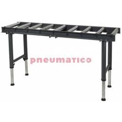Stół rolkowy Luna 660-1090 mm