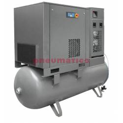 Kompresor śrubowy WALTER SKTG 7,5  S [7,5/8/10/13 bar] COMBO