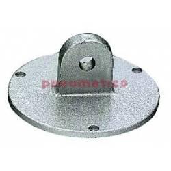 Tylna ścianka z uchem mocującym (4 otwory montaż.) do czujników zegarowych - Limit