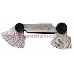Sprawdzian do gwintów MUNC 0,25-6mm - Limit