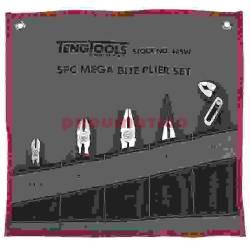 Zestaw szczypiec Teng Tools 445W