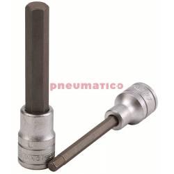 Nasadka trzpieniowa 6-kątna długa 17 mm 100 mm - Teng Tools