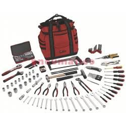 144-elementowy zestaw narzędzi w plecaku narzędziowym TC144E - Teng Tools