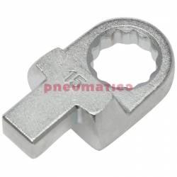 Końcówki oczkowe do kluczy dynamometrycznych 9x12 15 mm 690715 - Teng Tools
