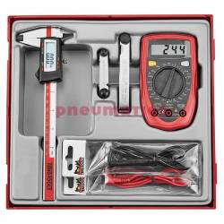 Zestaw pomiarowy 4-elementowy Teng Tools TTDAM