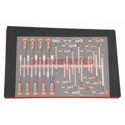 Ramka do zestawów EVA do regałów Teng Tools RSE1340 440x663 mm (2 szt.)