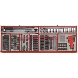 Wózek narzędziowy 1100 elementów Teng Tools TCMONSTER01