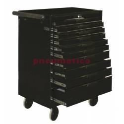Wózek narzędziowy Teng Tools TCW810NBK - czarny, bez narzędzi