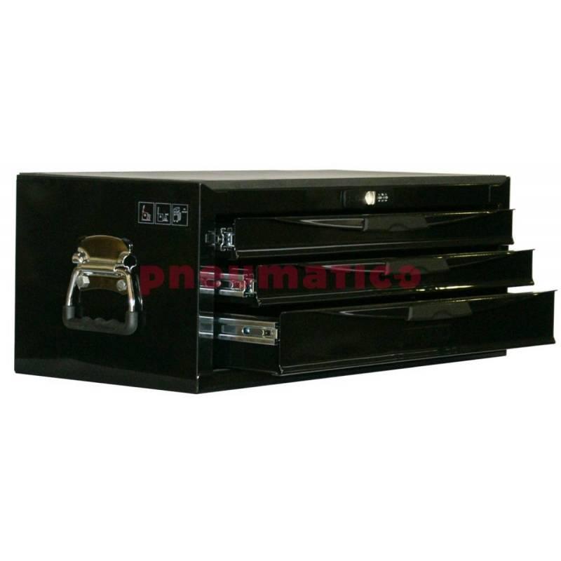 Skrzynka narzędziowa Teng Tools TC803NBK - czarna, bez narzędzi