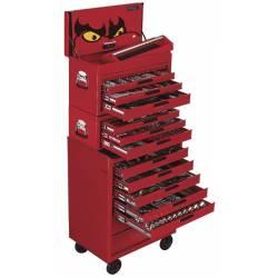 Wózek narzędziowy 479 elementów TCMM479 - Teng Tools