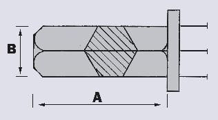 tuleja wtykowa do rri-4596 aa-1-3rh19x50