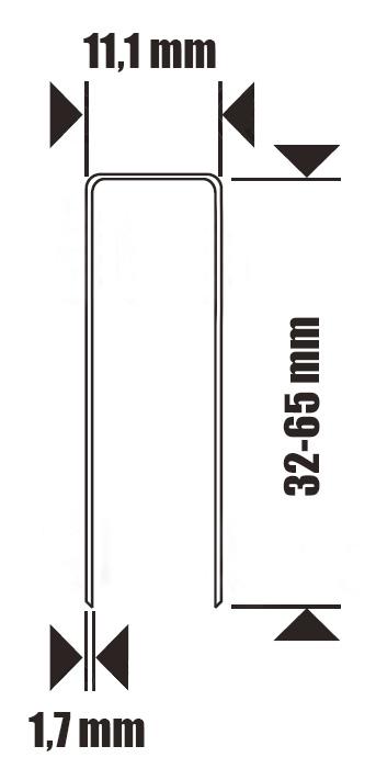 zszywka do zszywacza s5765-6-e