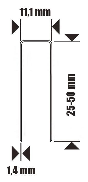 zszywki do zszywacza s5650-e