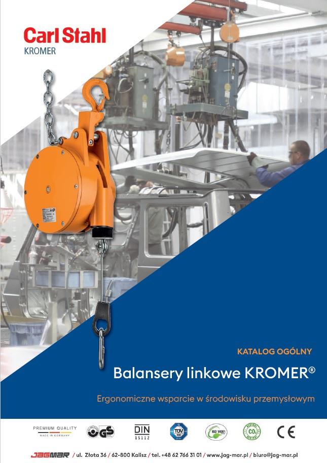 Katalog Balansery linkowe Carl Stahl KROMER