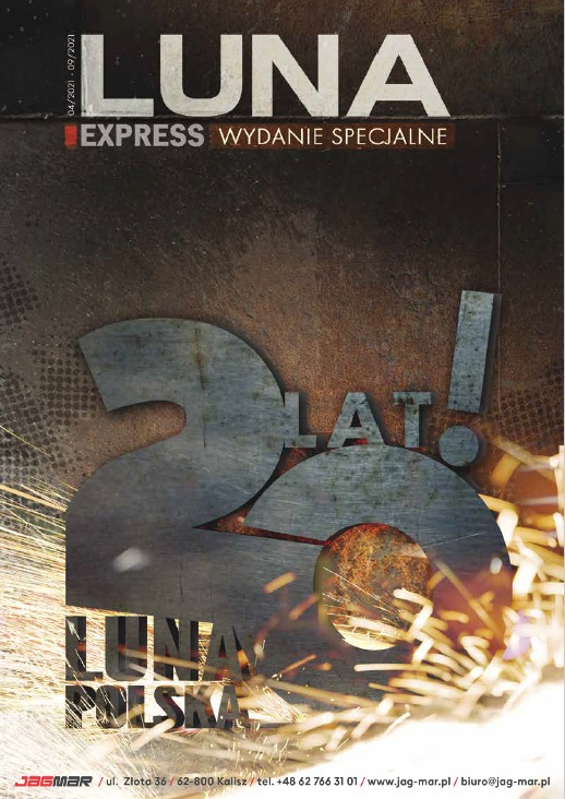 Katalog LUNA Express