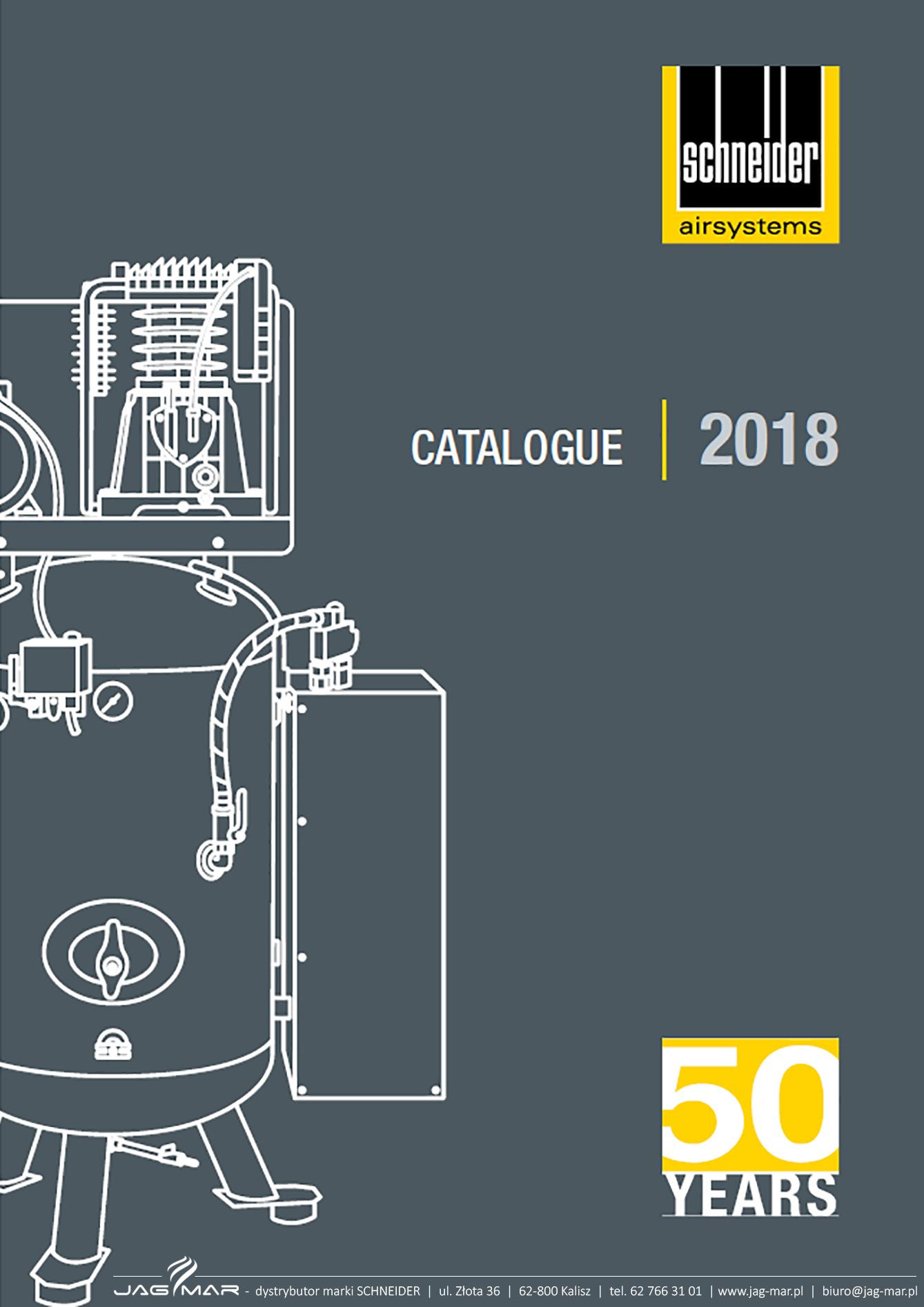Katalog kompresory SCHNEIDER