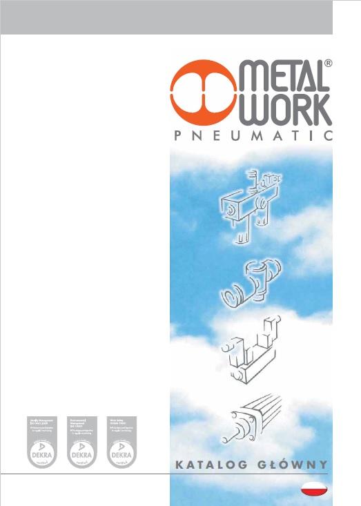 Katalog METAL WORK