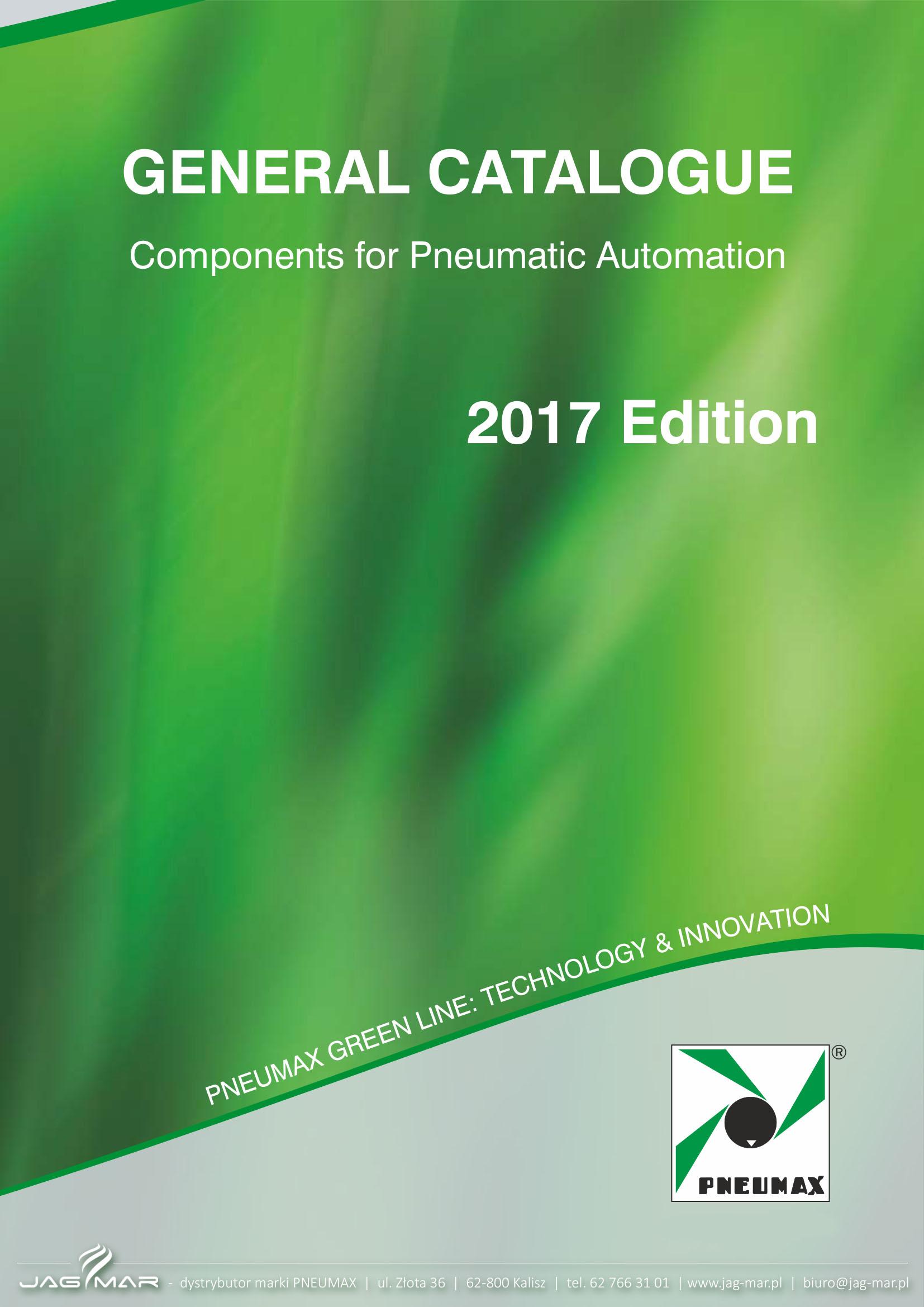 Katalog PNEUMAX