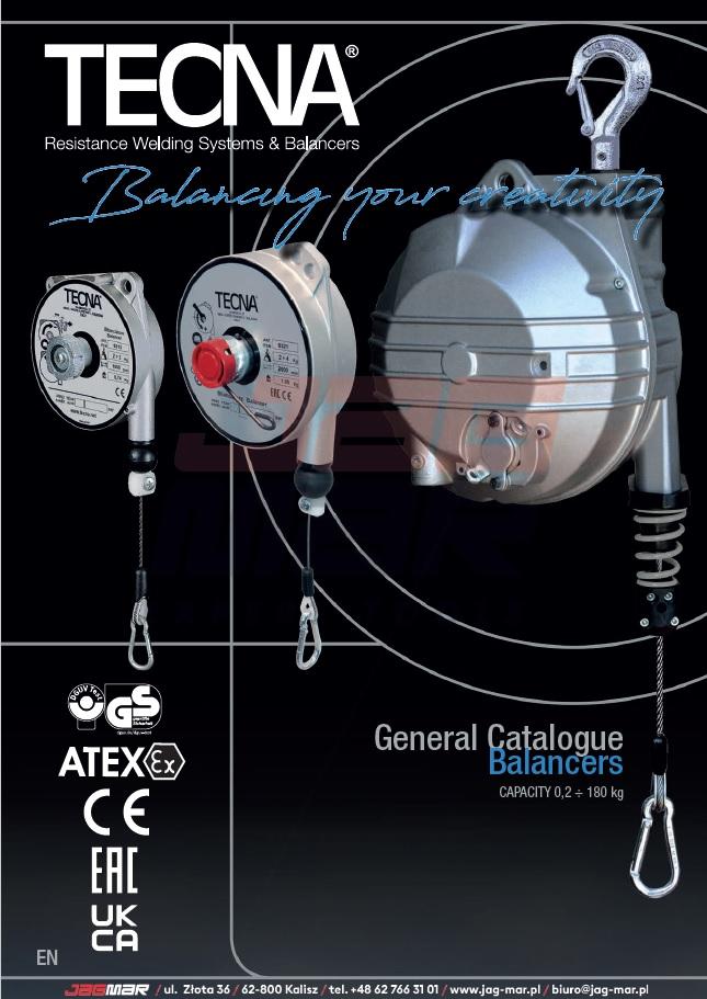 Katalog balansery TECNA 2021 (ENG)